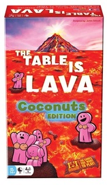 The Table Is Lava - Coconuts Edition