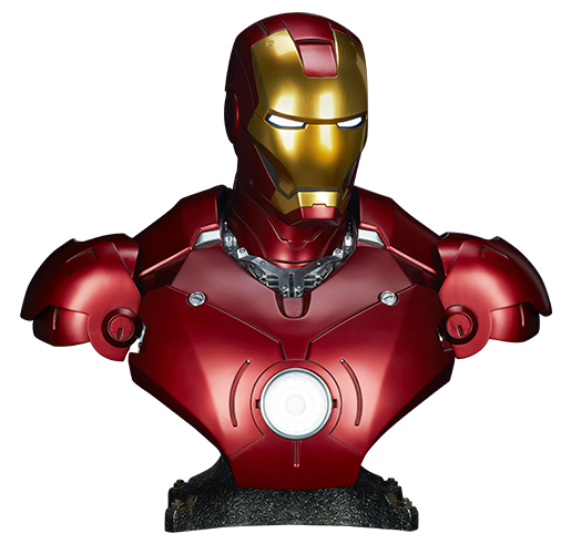 Marvel: Iron Man (Mark III) - Life Size Bust