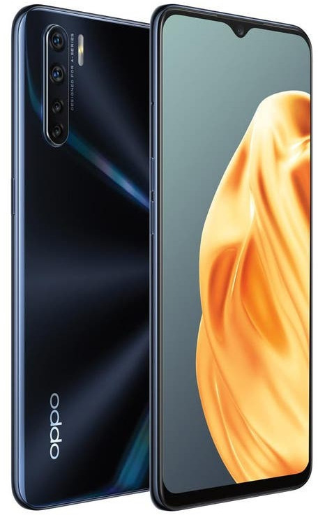 OPPO A91 (128GB/8GB RAM) - Lightning Black