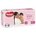 Huggies: Ultra Dry Girl Nappies - Size 3 (44 Pack)