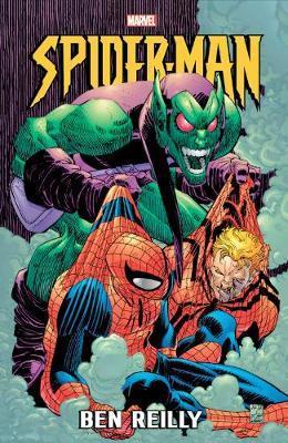 Spider-man: Ben Reilly Omnibus Vol. 2 by Dan Jurgens