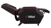 Gorilla Gaming Sofa - Black & Red for