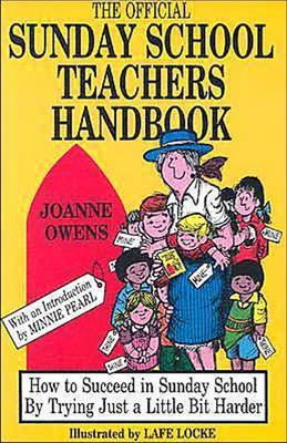 Official Sunday School Teacher's Handbook by Joanne Owens image
