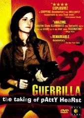 Guerrilla: The Taking Of Patty Hearst on DVD