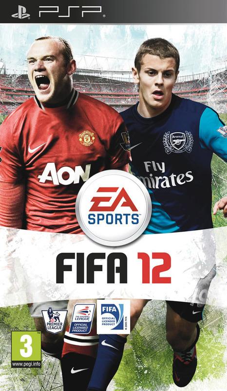 FIFA 12 for PSP