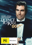 Licence to Kill (2012 Version) DVD