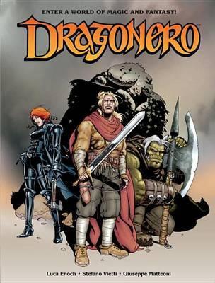 Dragonero by Luca Enoch
