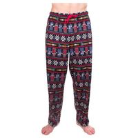 Doctor Who Ugly Christmas Pajama Pants (Large)