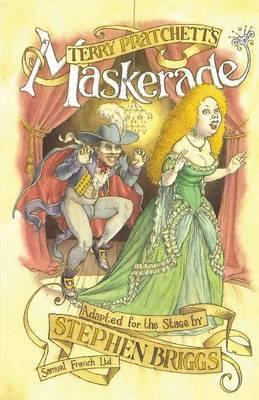 Maskerade: Playtext (Discworld) by Stephen Briggs image