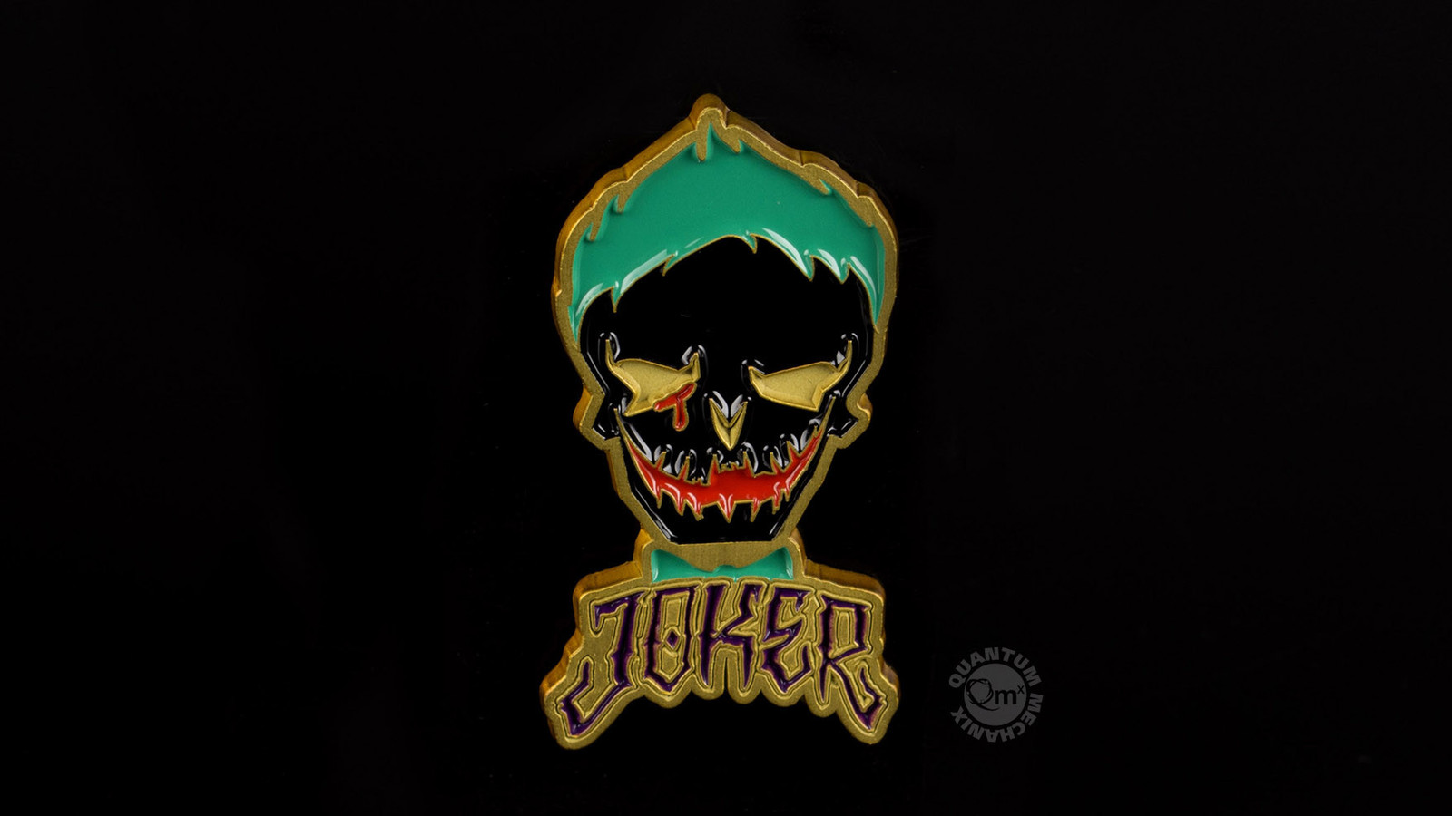 Suicide Squad: Joker Skull - Lapel Pin SDCC 2016 Excl image