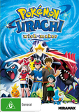 Pokemon Jirachi: Wish Maker on DVD
