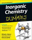 Inorganic Chemistry For Dummies by Michael Matson
