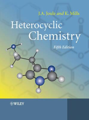Heterocyclic Chemistry by John A. Joule image