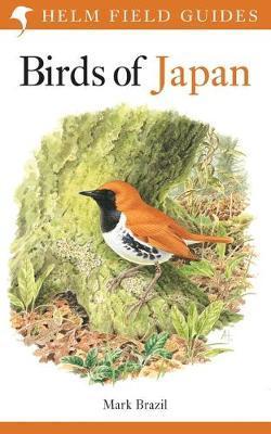 Birds of Japan by Mark Brazil