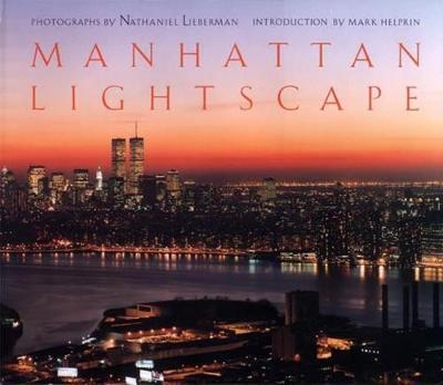 Manhattan Lightscape by M Helprin