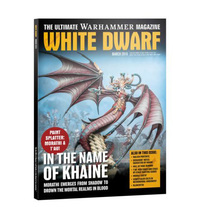 White Dwarf: March 2018