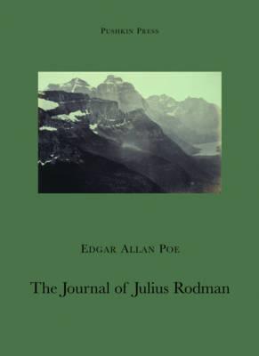 The Journal of Julius Rodman by Edgar Allan Poe image