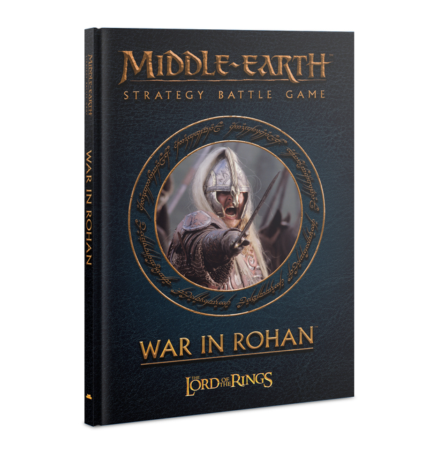 Middle Earth Strategy Battle Game: War In Rohan