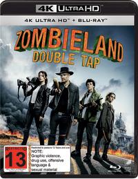 Zombieland: Double Tap (4K UHD) on UHD Blu-ray image