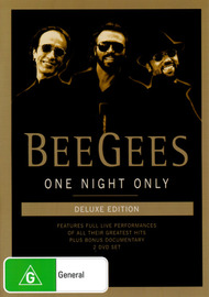 The Bee Gees - One Night Only DVD