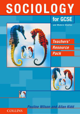 Sociology for GCSE: Teachers' Resource Pack by Pauline Wilson