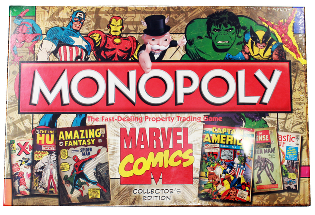 Monopoly: Marvel Comics Edition