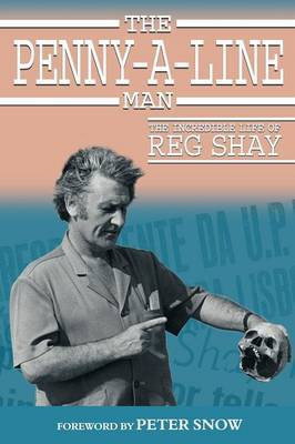 The Penny-A-Line Man by Reg Shay image