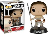 Star Wars: Rey Pop! Vinyl Figure