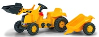 Rolly Kid - Rolly Kid CAT with Trailer and Front Loader image