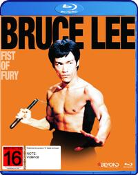 Fist Of Fury on Blu-ray