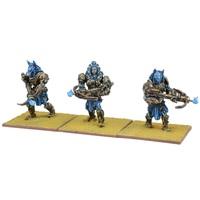 Kings of War Empire of Dust Enslaved Guardian Regiment