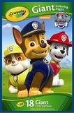 Crayola: Giant Coloring Pages – Paw Patrol