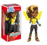 Super Hero Girls: Bumblebee - Rock Candy Vinyl Figure