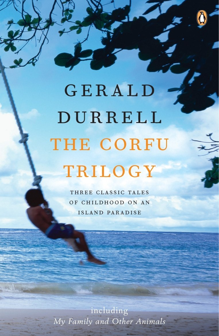 The Corfu Trilogy by Gerald Durrell image