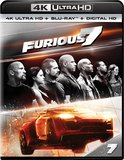 Fast and Furious 7 (4K UHD + Blu-ray) DVD