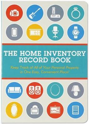 Home Inventory Record Book image