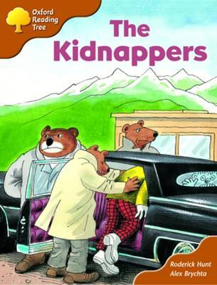 Oxford Reading Tree: Stage 8: Storybooks: the Kidnappers by Roderick Hunt image