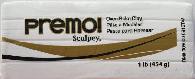 Sculpey Premo White (454g)