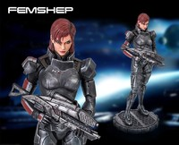 "Mass Effect: Femshep - 20"" Collectors Statue"