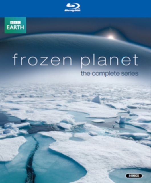 Frozen Planet on Blu-ray