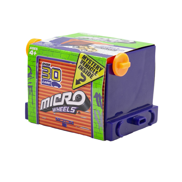 Micro Wheels - Single Pack (Assorted Designs)