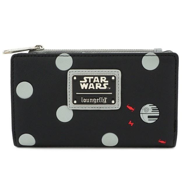 Loungefly: Star Wars - Death Star Bifold Wallet