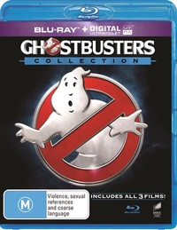 Ghostbusters 1 - 3 Boxset on Blu-ray
