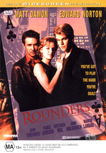 Rounders on DVD