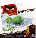 Angry Birds: Rollers - The Pigs