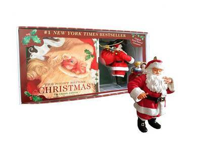 Night Before Christmas Keepsake Gift Set by Clement C. Moore