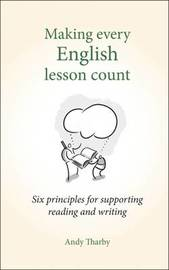 Making Every English Lesson Count by Andy Tharby image