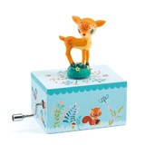 Djeco: Fawn In The Woods Music Box