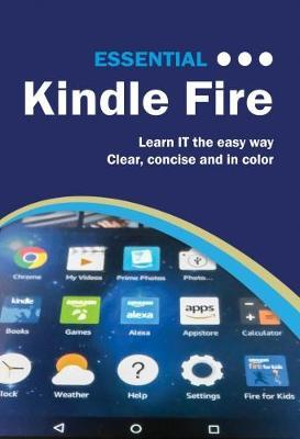 Essential Kindle Fire by Kevin Wilson image