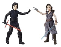 Star Wars: Forces of Destiny Adventure Doll 2-Pack - Jakku & Kylo Ren